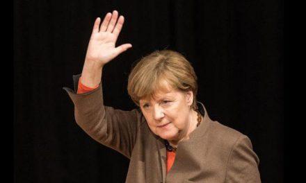 Merkel bırakıyor…