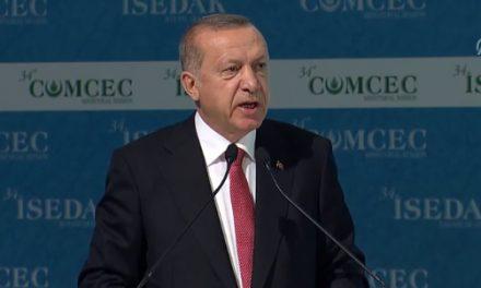 Cumhurbaşkanı Erdoğan'dan önemli mesaj: Başka çıkış yolu yok