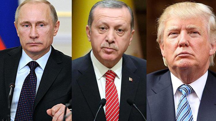Cumhurbaşkanı Erdoğan'dan art arda kritik görüşmeler