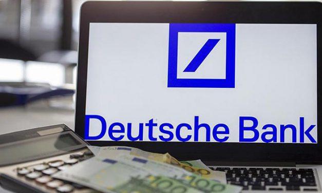 Alman bankacılık devine polis baskını