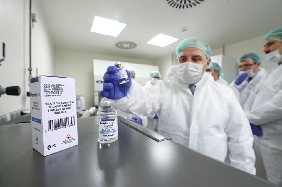 Kanser tedavisinde yerli ilaç dönemi
