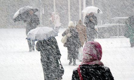 Aralık ayının ilk haftası daha da soğuk olacak!
