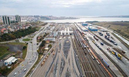 'Gebze-Halkalı' tren hattı seferleri yeni yılda başlıyor