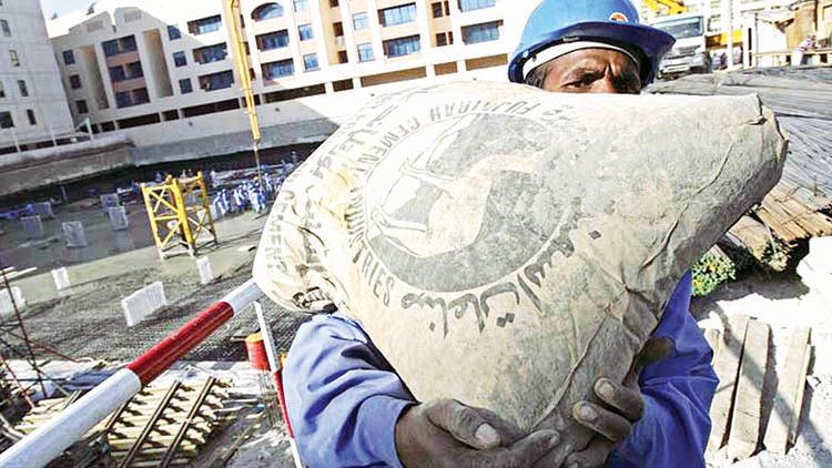 Çimento fiyatında yüzde 40'lık artış