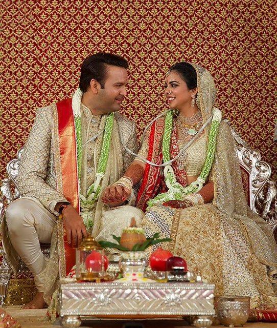 Isha Ambani ve Anand Piramal evlendi (100 milyon dolarlık düğün)