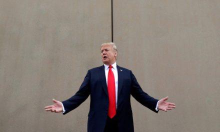 Trump duvarda ısrarcı: 21 gün çok hızlı geçecek