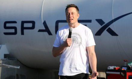 Elon Musk Starship'in ilk görüntüsünü yayınladı!