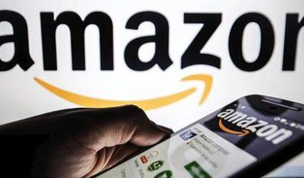 İşte Amazon'un robot kuryesi