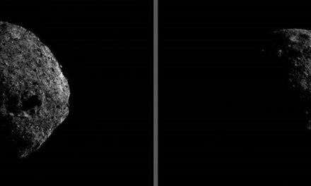 NASA, Bennu'nun en net fotoğrafını paylaştı (101 bin kilometre hızla Dünya'ya yaklaşıyor)