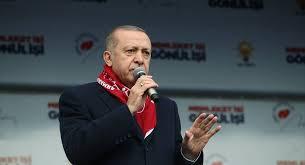 Cumhurbaşkanı Erdoğan'dan çarpıcı sözler