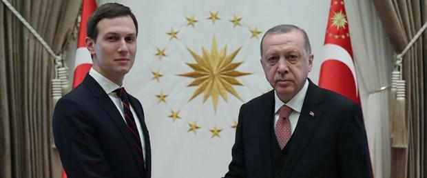 Cumhurbaşkanı Erdoğan, Trump'ın damadı Kushner ile görüştü