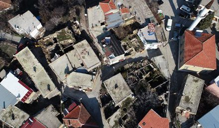 Bakan Kurum, Ayvacık'taki depremin bilançosunu açıkladı