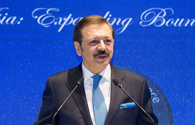 TOBB Başkanı Hisarcıklıoğlu: Türkiye'nin gündemi artık ekonomi olmalı