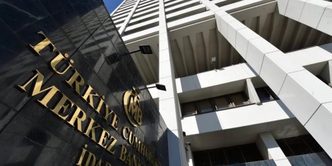 Merkez Bankası'nın bir sonraki iş günü için açıkladığı geçici rezerv -35453,5 milyon TL