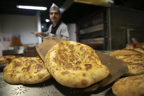 Ankara'da ramazan pidesinin fiyatı belli oldu