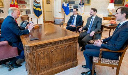 Beyaz Saray'da Albayrak-Trump buluşması (Sürpriz görüşme)