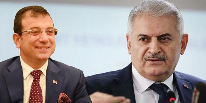 DHA: YSK verilerine göre İstanbul'da İmamoğlu önde