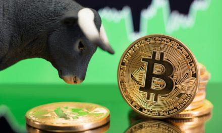 """""""Sihirli el"""" bitcoini uyandırdı"""