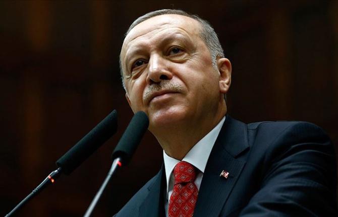 Erdoğan: Yüksek faizden dikkatli dönüş yapmalıyız