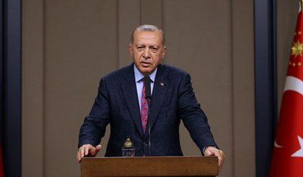 Cumhurbaşkanı Erdoğan: Trump'tan yaptırım olacağı izlenimi almadım