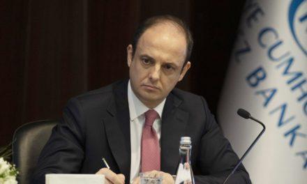 MB Başkanı Çetinkaya görevden alındı