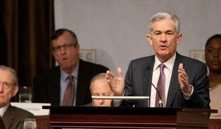 Fed Başkanı Powell'dan faiz indirimi sinyali