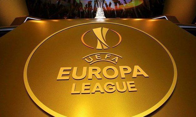 Beşiktaş, Trabzonspor ve Medipol Başakşehir'in UEFA Avrupa Ligi'nde rakipleri belli oldu