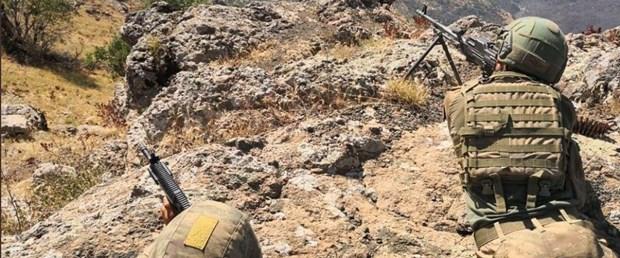 Kuzey Irak'ta Pençe-3 harekatı başlatıldı