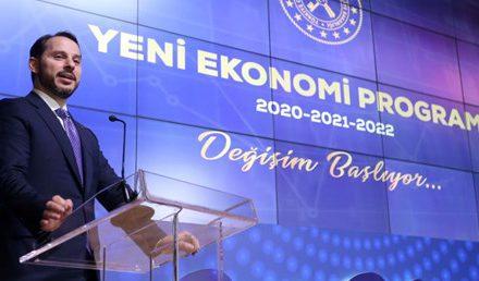 3 yıllık Yeni Ekonomi Programı (YEP) açıklandı (İşte ekonomide 3 yıllık hedefler…)
