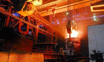 Ham çelik üretimi yüzde 10,2 azaldı