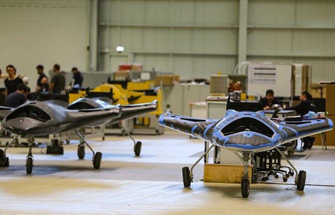 Havacılık ve uzay sektöründe 41 proje için yatırım teşvik belgesi