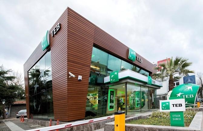 TEB, konut kredisi faizini yüzde 1,15'e düşürdü