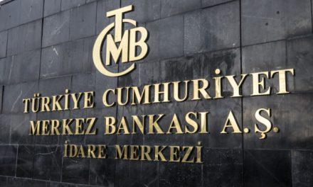 MERKEZ BANKASI FAİZİ 250 BAZ PUAN İNDİRDİ.