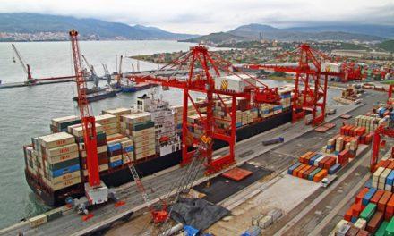 Dış ticaret açığı ağustosta 2,5 milyar dolar