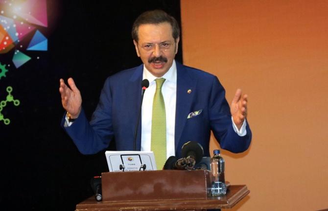 Hisarcıklıoğlu'ndan 'girişimci' uyarısı