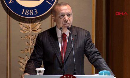Cumhurbaşkanı Erdoğan açıkladı: En geç 2022 yılı başında hayata geçirilecek
