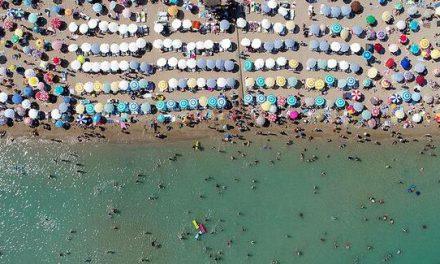 Yabancı ziyaretçi Ağustos'ta yüzde 17,17 arttı
