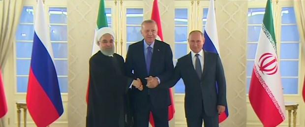 Ankara'da üçlü Suriye zirvesi başlıyor