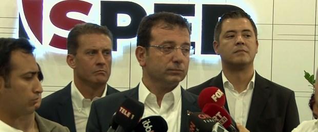 İBB Başkanı Ekrem İmamoğlu'dan İSPARK açıklaması