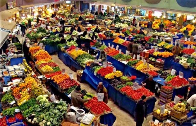 Perakendeci sebze-meyve fiyatında bu yıl artış beklemiyor