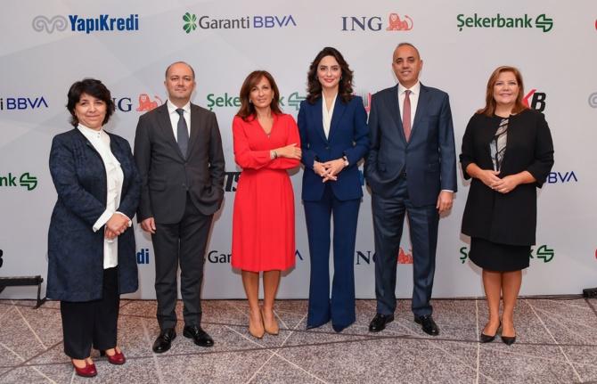 Türkiye'den 6 banka sürdürülebilir gelecek için ilk adımı attı