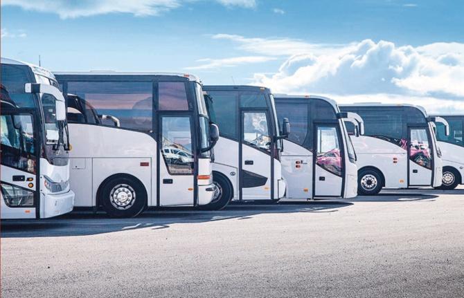 Elektrikli otobüsler ihracat seferinde!
