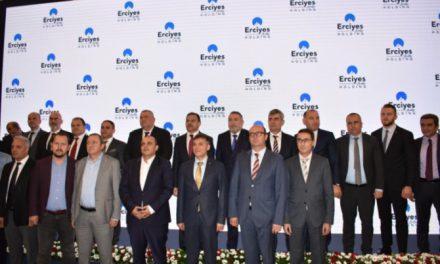 Boydak Holding'in yeni adı Erciyes Anadolu Holding oldu