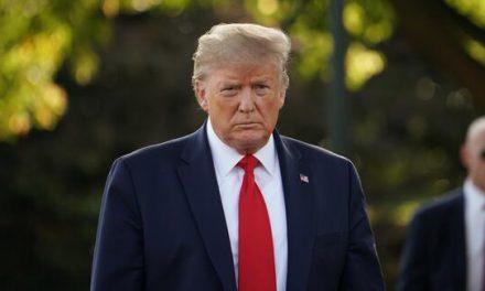 ABD Başkanı Trump: Büyük bir şey oldu