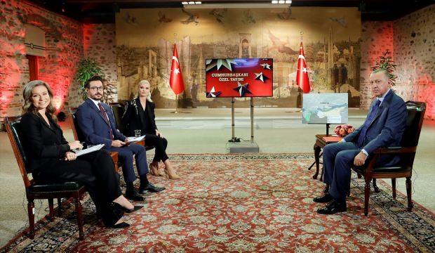 Merkez Bankası kararı bugün vermişti… Erdoğan'dan faiz açıklaması