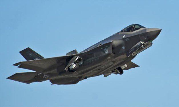 34 milyar dolarlık F-35 anlaşması
