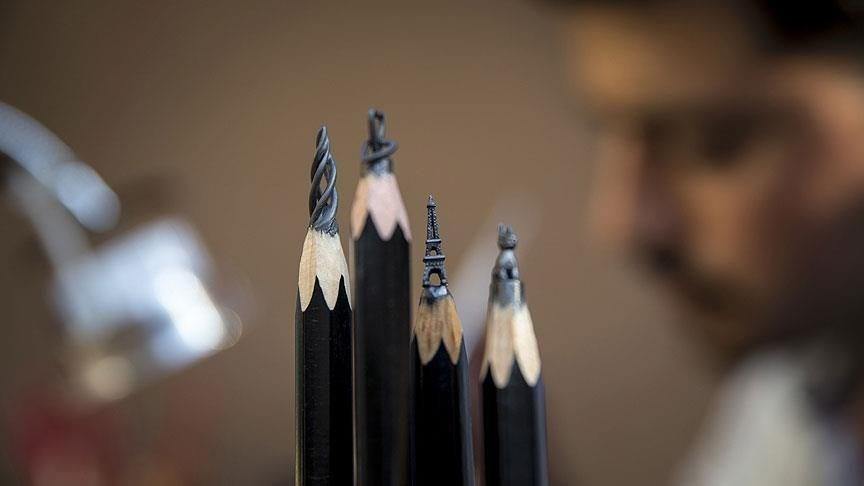 Bir kurşun kalem kaç kilometre yazı yazar? (İlginç bilgiler)