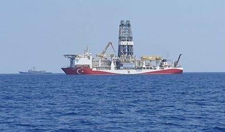 Yavuz sondaj gemisi yeni seferde