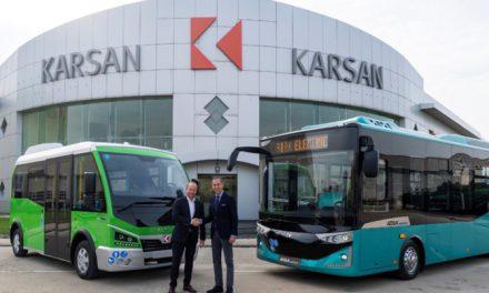 Karsan'dan Almanya'da stratejik işbirliği