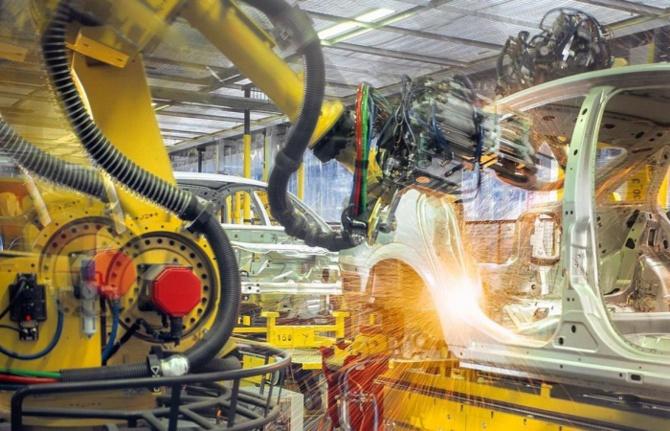 Sanayide kapasite kullanım oranı arttı